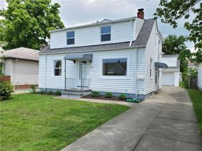 Property for sale at 1641 Woodhurst Avenue, Mayfield Heights,  Ohio 44124