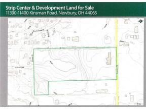Property for sale at VL Elm Drive, Newbury,  Ohio 44065