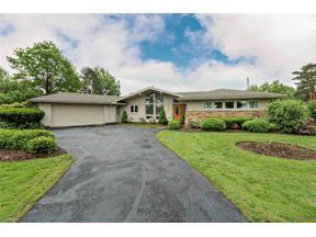 Property for sale at 24500 Albert Lane, Beachwood,  Ohio 44122