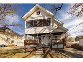 Property for sale at 1539 Alameda Avenue, Lakewood,  Ohio 44107