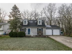 Property for sale at 25335 Tyndall Falls Drive, Olmsted Falls,  Ohio 44138