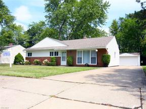 Property for sale at 1399 Ranchland Drive, Mayfield Heights,  Ohio 44124