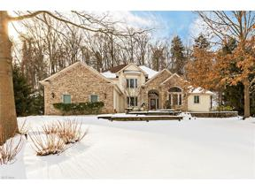 Property for sale at 796 Village Trail, Gates Mills,  Ohio 44040