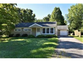 Property for sale at 1844 Sunview Drive, Twinsburg,  Ohio 44087