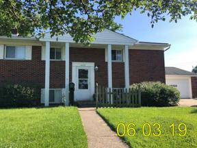 Property for sale at 15775 Rademaker Boulevard, Brook Park,  Ohio 44142