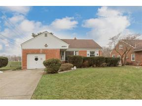 Property for sale at 4880 Anderson Road, Lyndhurst,  Ohio 44124