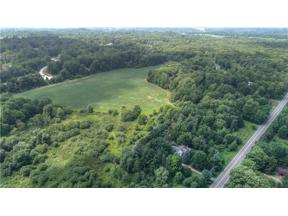 Property for sale at V/L Auburn-Crackel Road, Chagrin Falls,  Ohio 44023