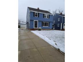 Property for sale at 3786 Merrymound Road, South Euclid,  Ohio 44121