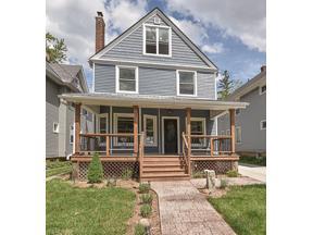Property for sale at 1253 Saint Charles Avenue, Lakewood,  Ohio 44107