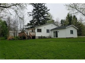 Property for sale at 11499 Maple Drive, Newbury,  Ohio 44065