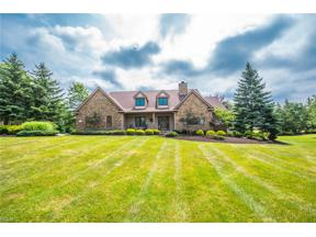 Property for sale at 8135 Thackeray Court, Broadview Heights,  Ohio 44147