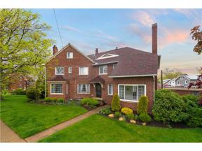 Property for sale at 1545-1551 Riverside Drive, Lakewood,  Ohio 44107