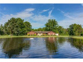 Property for sale at 13240 Cowley Road, Columbia Station,  Ohio 44028