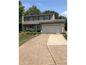 Property for sale at 6283 Foxwood Court, Mentor,  Ohio 44060