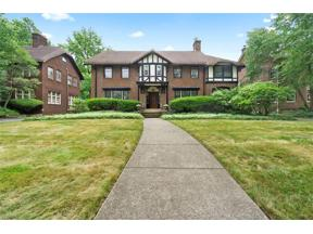 Property for sale at 2540 Euclid Heights Boulevard, Cleveland Heights,  Ohio 44106