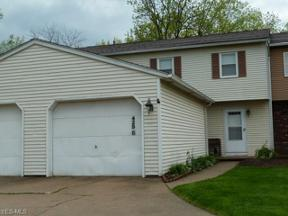 Property for sale at 429 East Abbeyville Rd #E-11, Medina,  Ohio 44256