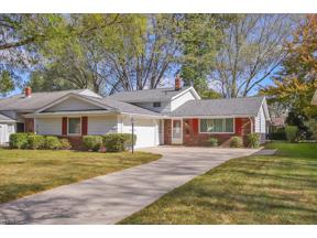 Property for sale at 4269 Plumwood Drive, North Olmsted,  Ohio 44070