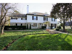 Property for sale at 2761 Inverness Road, Shaker Heights,  Ohio 44122