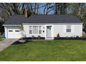 Property for sale at 4186 W 220th Street, Fairview Park,  Ohio 44126