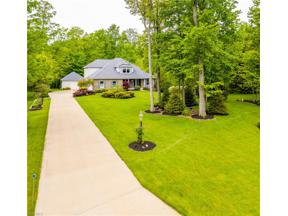 Property for sale at 6800 Scenic Woods Drive, Valley City,  Ohio 44280