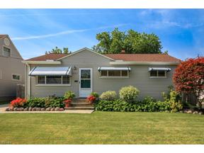 Property for sale at 16083 Harrison Drive, Brook Park,  Ohio 44142
