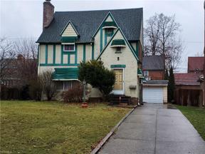 Property for sale at 14396 Washington Boulevard, University Heights,  Ohio 44118