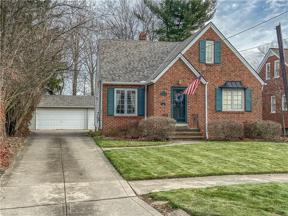 Property for sale at 4403 S Valley Drive, Fairview Park,  Ohio 44126