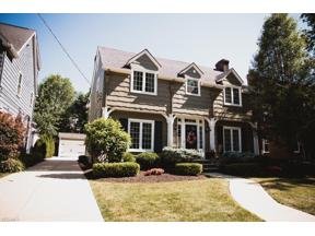Property for sale at 20905 Endsley Avenue, Rocky River,  Ohio 44116