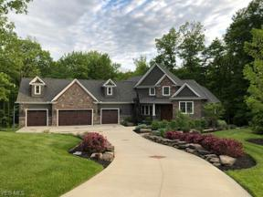 Property for sale at 4520 Sunset Cove Drive, Medina,  Ohio 44256