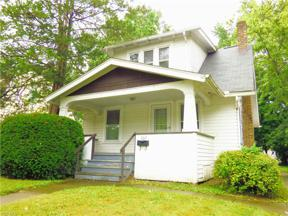 Property for sale at 707 Storer Avenue, Akron,  Ohio 44320