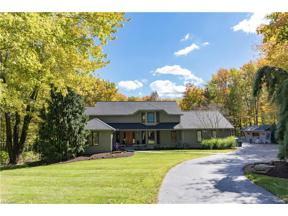 Property for sale at 821 Sun Ridge Lane, Chagrin Falls,  Ohio 44022