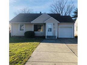 Property for sale at 1582 Lander Road, Mayfield Heights,  Ohio 44124