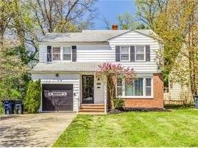Property for sale at 23715 Woodway Road, Beachwood,  Ohio 44122