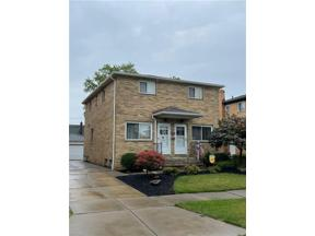Property for sale at 2912 Marioncliff Drive, Parma,  Ohio 44134
