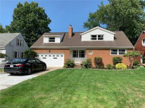 Property for sale at 4741 Monticello Boulevard, South Euclid,  Ohio 44143