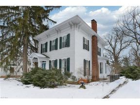 Property for sale at 110 E Streetsboro Street, Hudson,  Ohio 44236