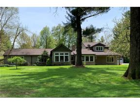 Property for sale at 35092 Cannon Road, Bentleyville,  Ohio 44022