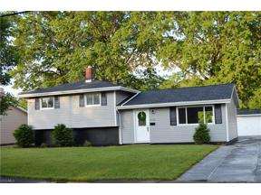 Property for sale at 6175 Zehman Drive, Brook Park,  Ohio 44142