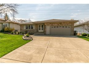 Property for sale at 2121 Coventry Drive, Parma,  Ohio 44134