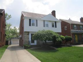 Property for sale at 3850 Faversham Road, University Heights,  Ohio 44118