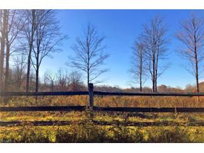 Property for sale at VL 1 County Line Road, Hunting Valley,  Ohio 44022