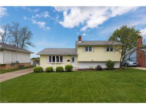 Property for sale at 13804 Donald Drive, Brook Park,  Ohio 44142