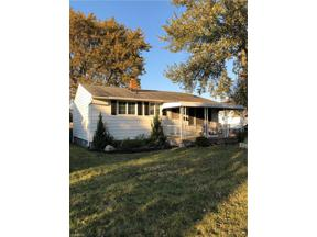 Property for sale at 15300 Richard Drive, Brook Park,  Ohio 44142
