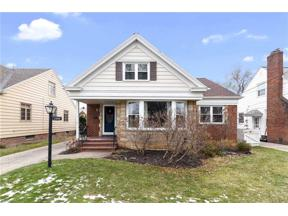Property for sale at 21888 Eaton Road, Fairview Park,  Ohio 44126