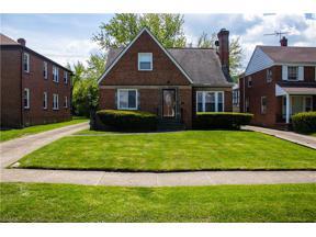 Property for sale at 4076 Okalona Road, South Euclid,  Ohio 44121