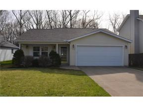 Property for sale at 762 Shelley Parkway, Berea,  Ohio 44017