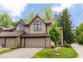 Property for sale at 16 Windrush Lane, Beachwood,  Ohio 44122