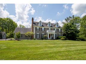Property for sale at 45 Grey Fox Run, Bentleyville,  Ohio 44022