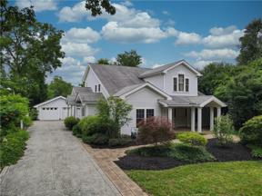 Property for sale at 16 Baldwin Street, Hudson,  Ohio 44236