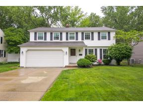 Property for sale at 23289 Stoneybrook Drive, North Olmsted,  Ohio 44070